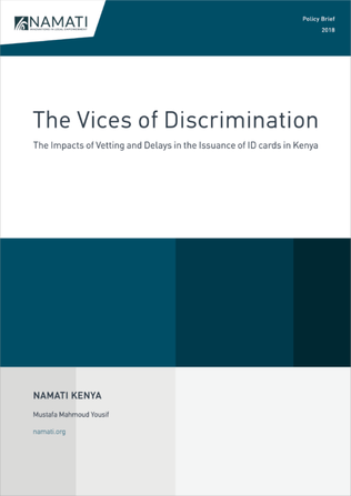 The Vices of Discrimination