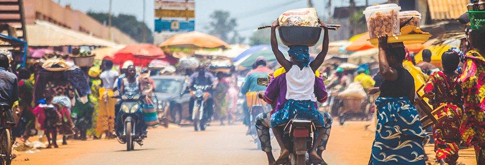 Bohicon, Benin –Peeter Viisimaa / iStock